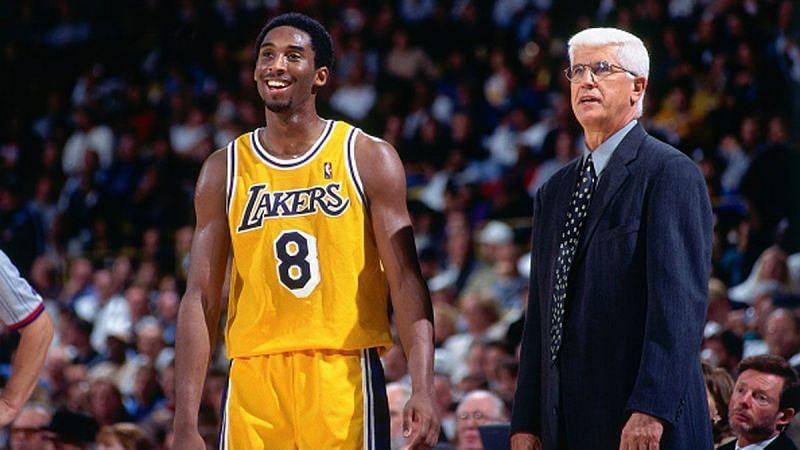 Del Harris and Kobe Bryant [Credits: NBC DFW]