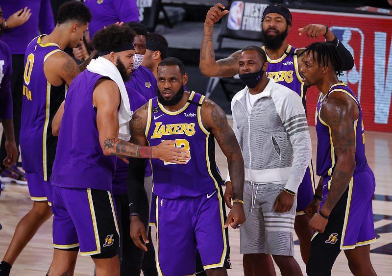 Denver Nuggets vs Los Angeles Lakers - Game Five