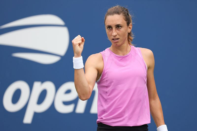 Petra Martic at the 2020 US Open