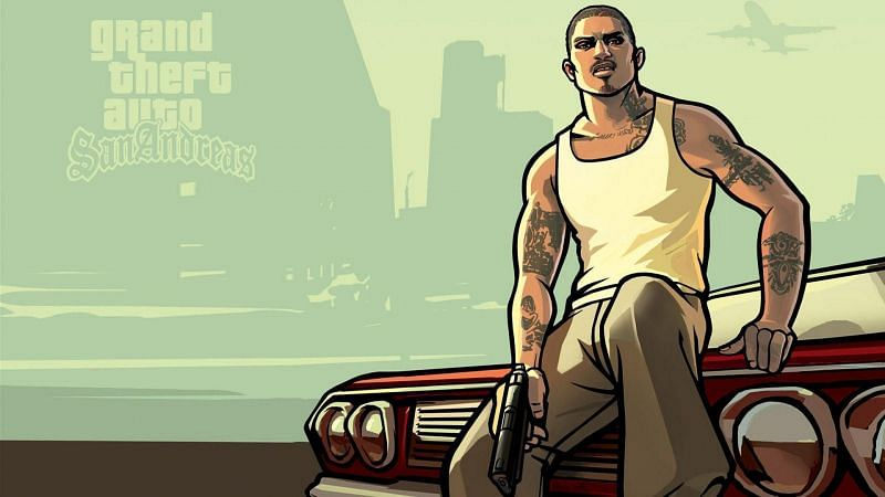 How to download GTA San Andreas for mobile (Image Credits: wallpapercave.com)