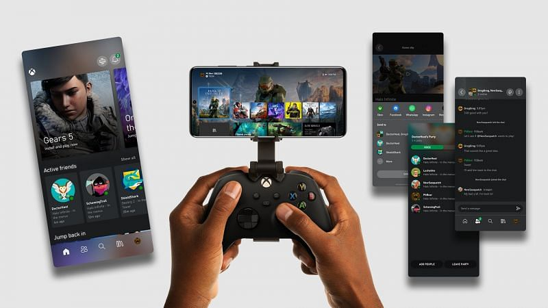 The Xbox App with updated features will be arriving on Android platforms (Image Credits: Xbox, Twitter)