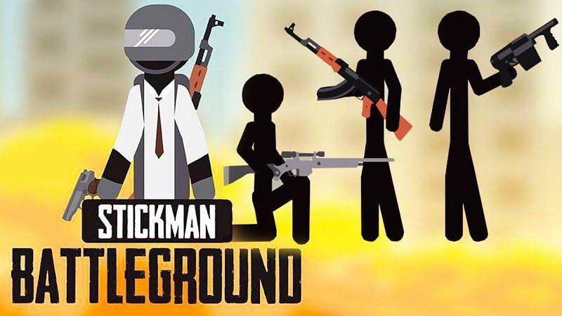 Stickman Battle Royale. Image: GamesBattlesCrash (YouTube).