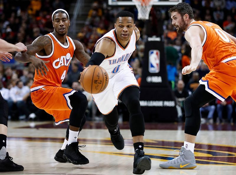 NBA Trade Rumors: A Westbrook-Love swap works out for both teams
