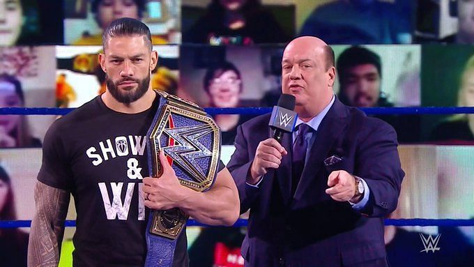 इस हफ्ते WWE SmackDown में काफी कुछ हुआ