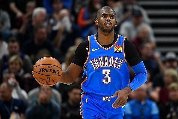 Chris Paul has recently been linked with the Milwaukee Bucks.
