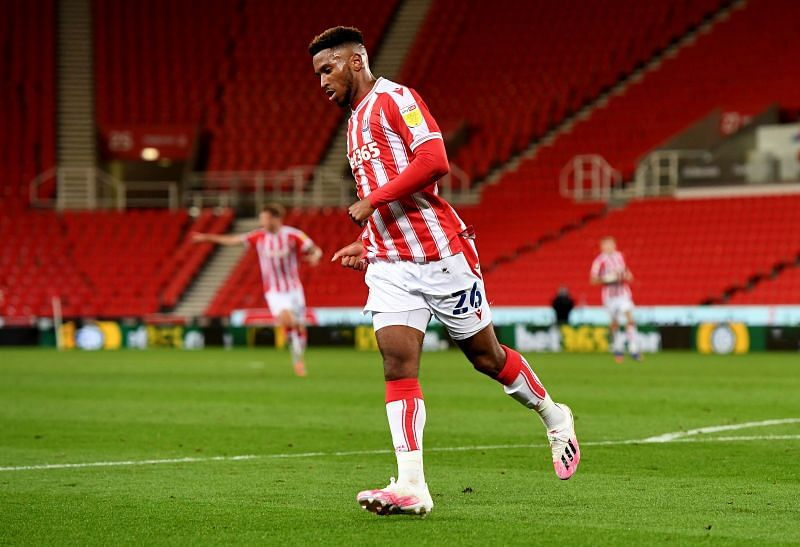 Tyrese Campbell scored a lovely goal against Gillingham in the League Cup on Wednesday
