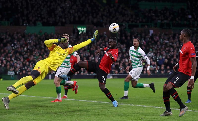 Edouard Mendy has been excellent this season