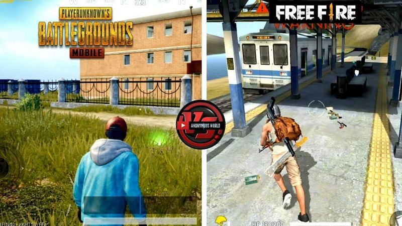 Comparison of graphics (Image credits: Anonymous Wolf, Youtube)