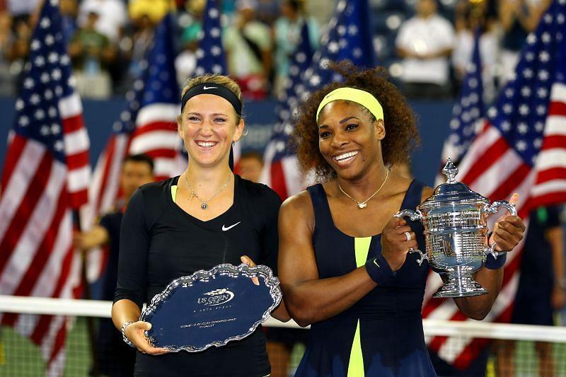 Serena Williams and Victoria Azarenka meet again