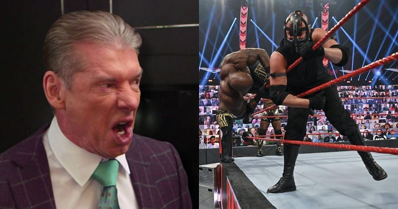 The producers and wrestlers have to be very careful about Vince McMahon