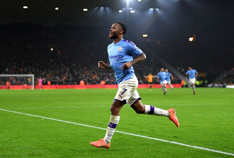 Raheem Sterling was in stunning form post lockdown