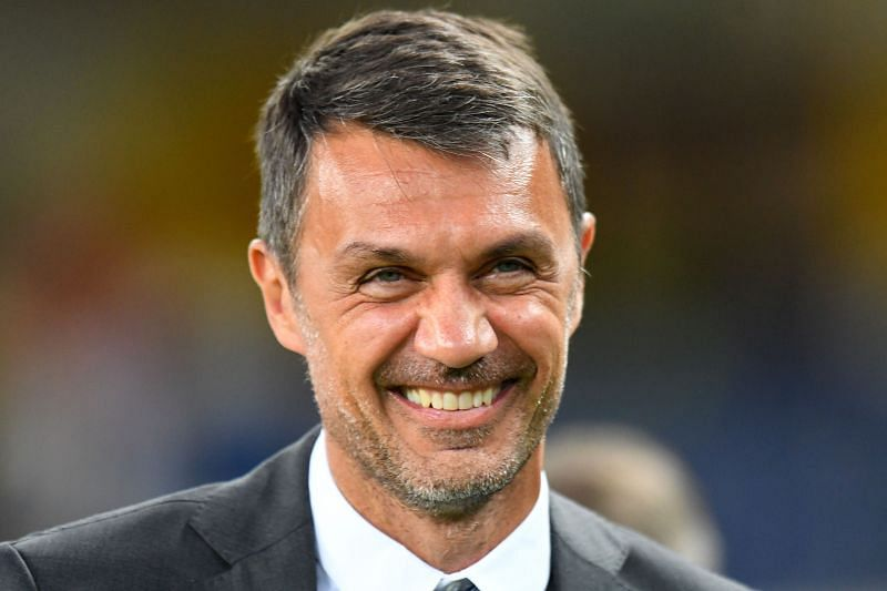 Paolo Maldini is seen by many as the greatest defender of all-time
