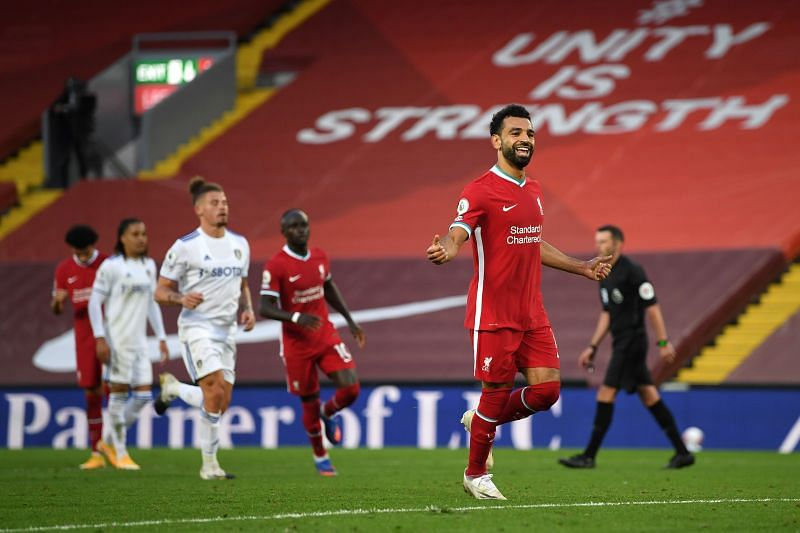 Mohamed Salah got his Premier League campaign off to a flying star with a hat-trick