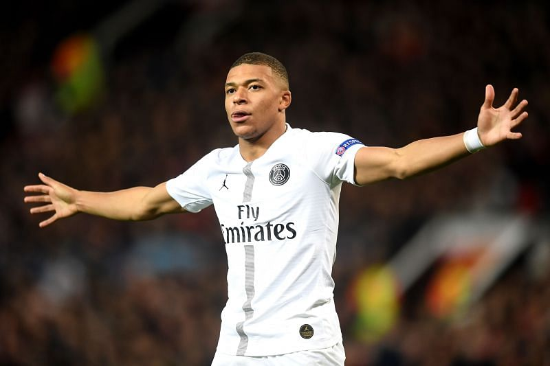 Liverpool and Manchester United are keen admirers of Kylian Mbappe