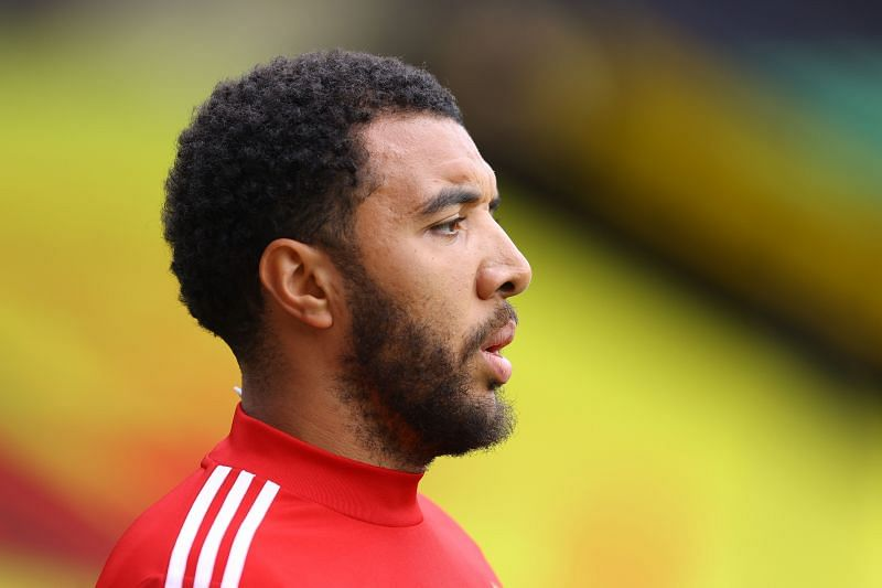 Watford captain Troy Deeney will not feature in this weekend