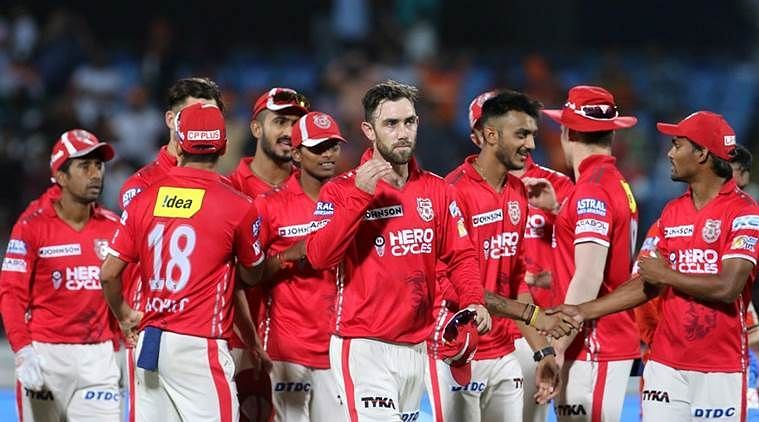 KXIP finished sixth in IPL 2019 (Image Credits: The India Express)
