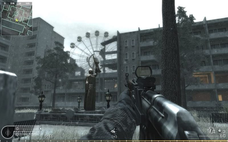 Call of Duty 4 Modern Warfare was released on 5 November 2007 across all major platforms (Image Credit: Infinity Ward)