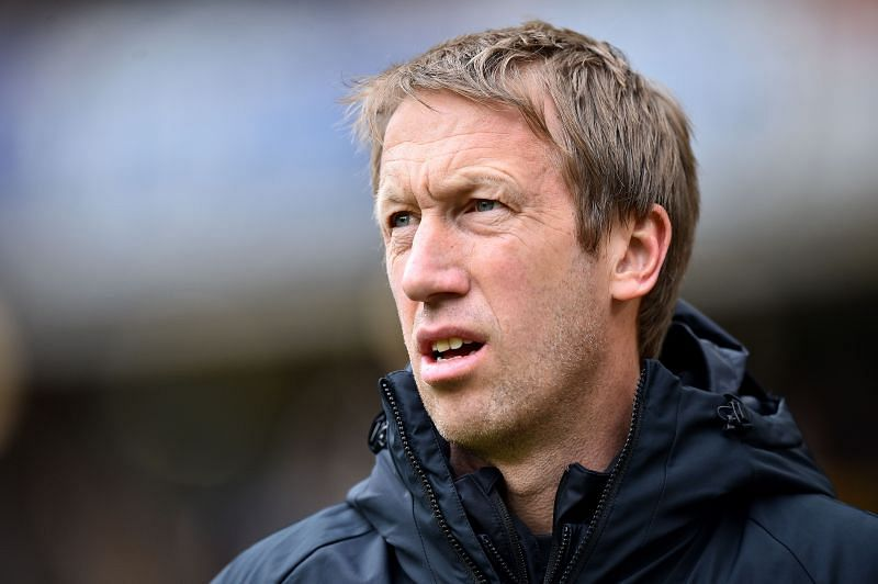 Graham Potter will look to spearhead Brighton to a top half finish this se