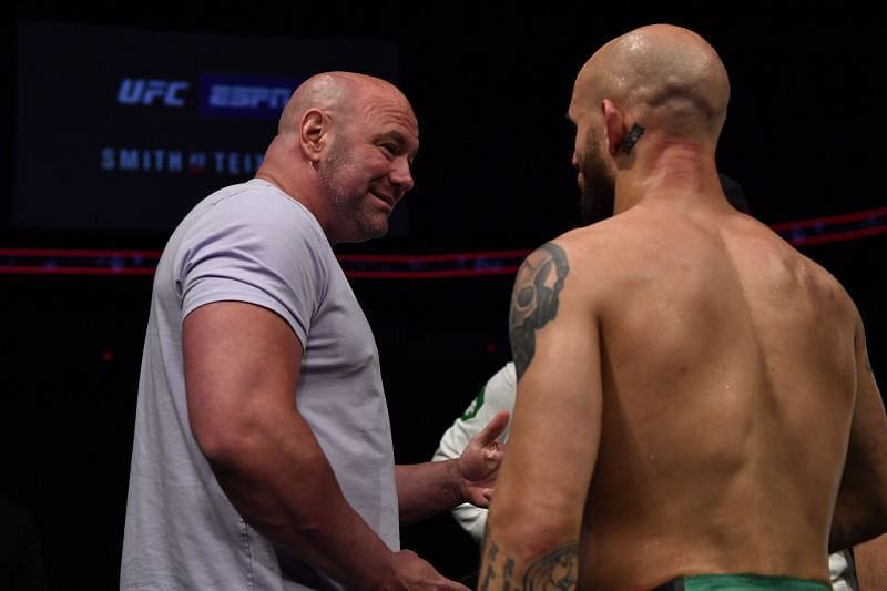 UFC Fight Night Azure v Kelleher