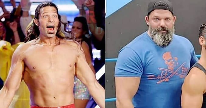 Adam Rose has changed significantly in three years