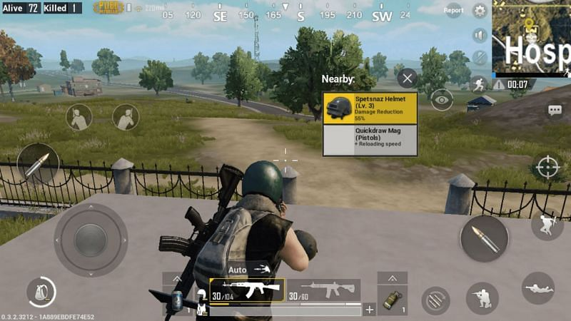 PUBG Mobile gameplay (Image Credits: BlueStacks)