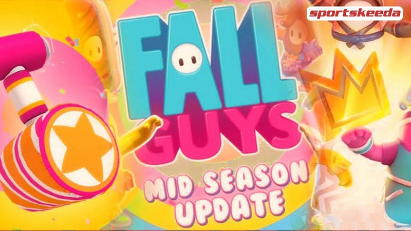 The brand new Fall Guys update is here!