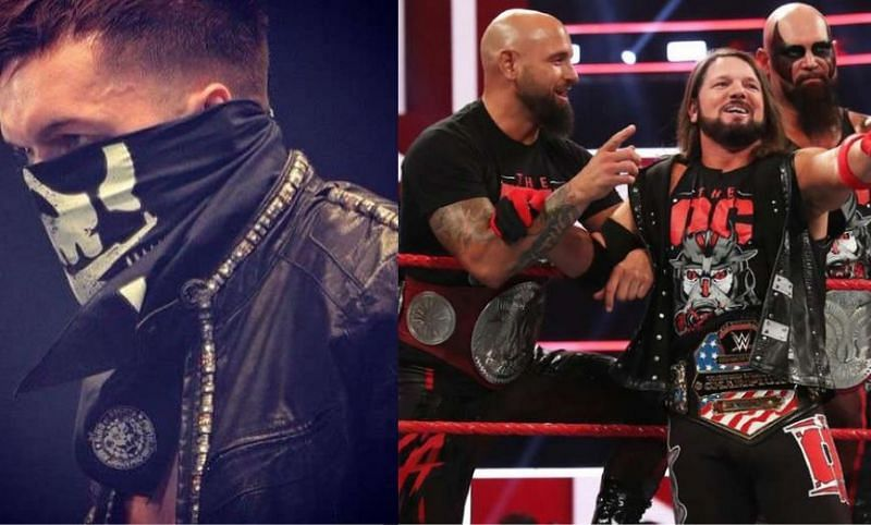 Despite The Good Brothers gone, AJ Styles has a lot of other options to reform The OC