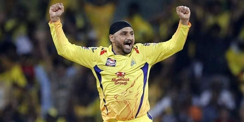 Harbhajan Singh was the only off-spinner in CSK