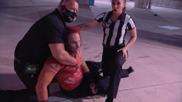 Matt Hardy has now been released from the hospital