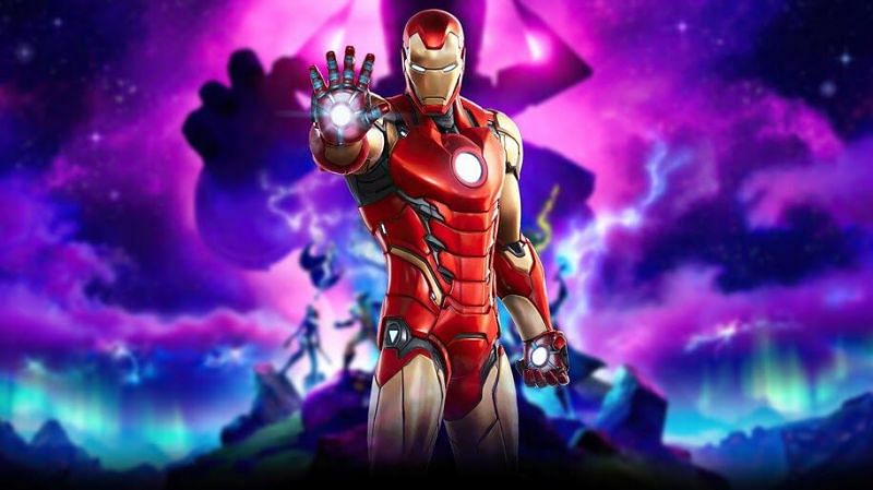 Fortnite Chapter 2 Season 4 Leaks Iron Man Update Iron man is a fictional superhero appearing in american comic books published by marvel comics. fortnite chapter 2 season 4 leaks iron