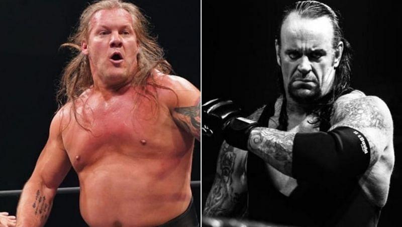 Jericho/Undertaker