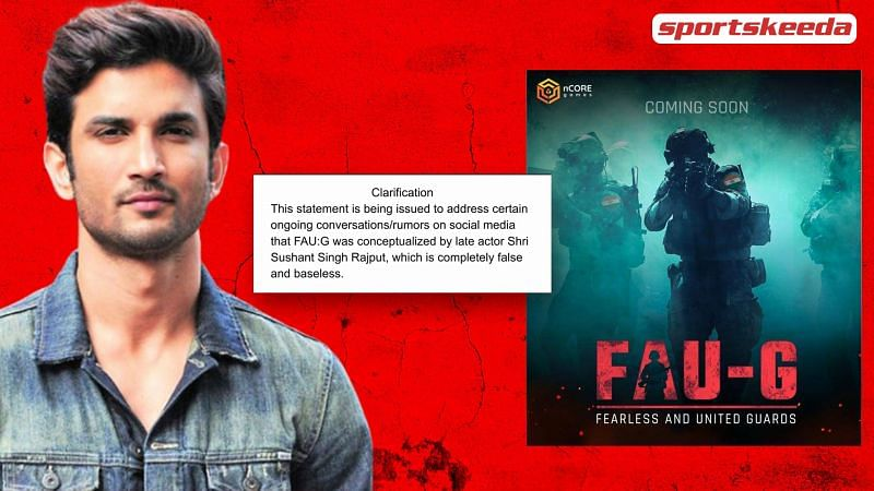 nCore Games has released a statement related to Sushant Singh Rajput
