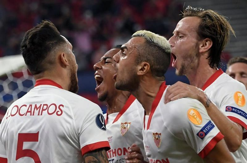 Sevilla won the Europa League and nearly upset Bayern in the UEFA Super Cup