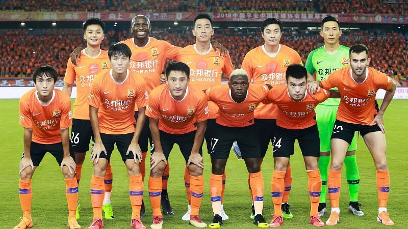 Wuhan Zall would battle Hebei CFFC in the CSL