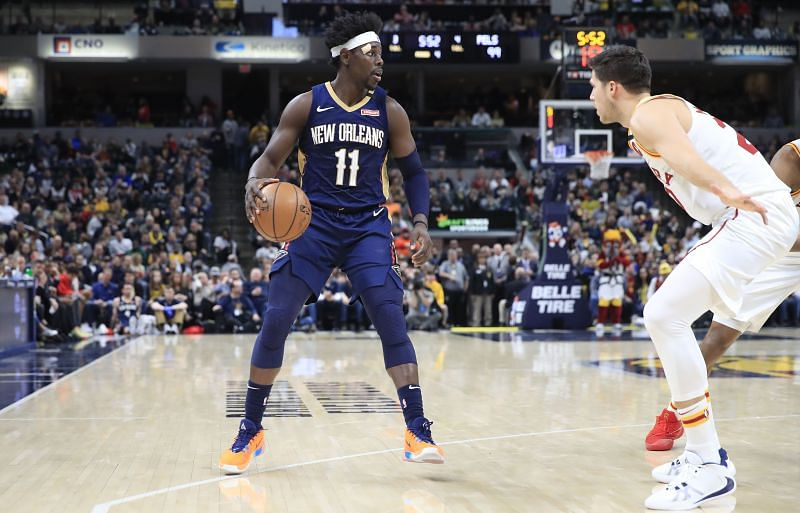 Jrue Holiday has been linked with the Golden State Warriors.