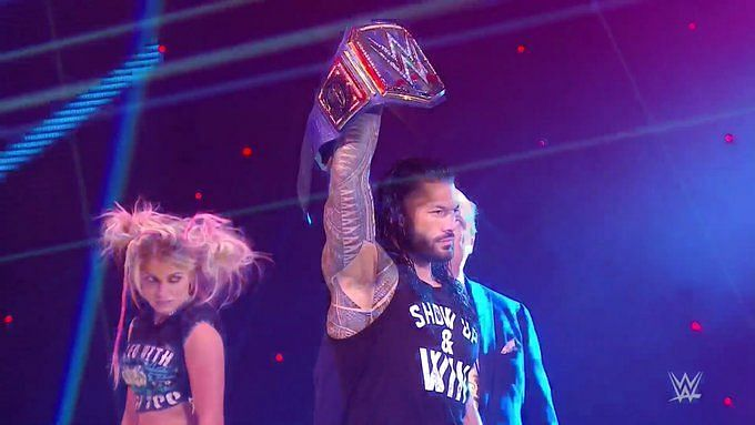 इस हफ्ते SmackDown का एपिसोड काफी ज्यादा जबरदस्त रहा