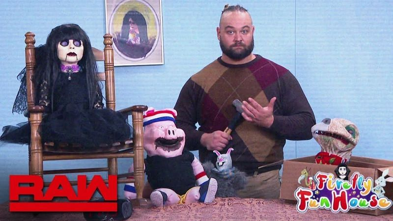Is a new puppet in store for Bray Wyatt