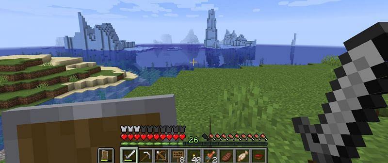 Starting Big (Image credits: Minecraft-seeds.com)