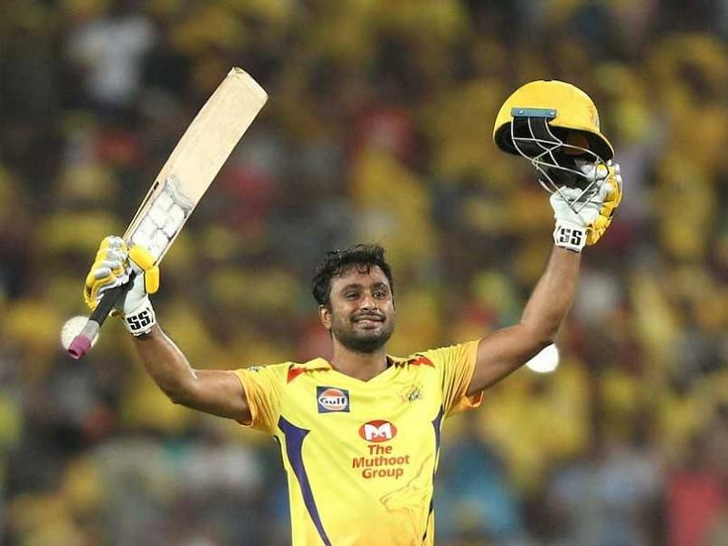 Ambati Rayudu will have to step up in IPL 2020 in the absence of Suresh Raina