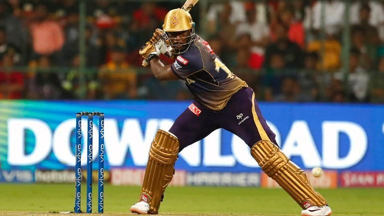Andre Russell smashed 52 sixes in IPL 2019.