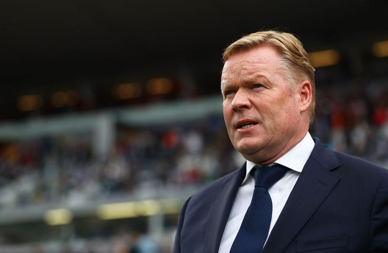 Ronald Koeman has sanctioned the sale of many of Barcelona