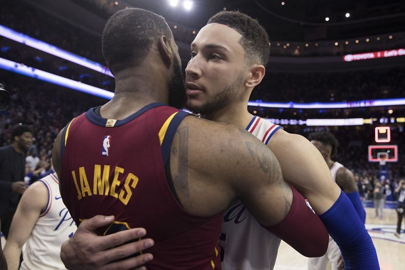 Could the Cavaliers convince Ben Simmons to move to Clev