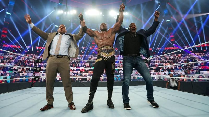 Bobby Lashley and The Hurt Business