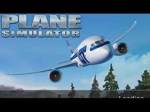 Plane Simulator 3D (Image Credit: AndroidGameplayNet, YouTube)