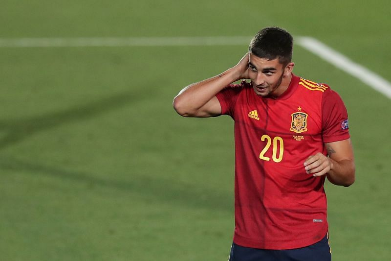 Ferran Torres is one of the brightest prospects in world football