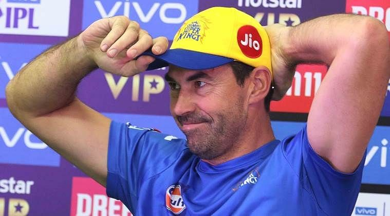Stephen Fleming is excited about the upcoming clash with the Mumbai Indians.