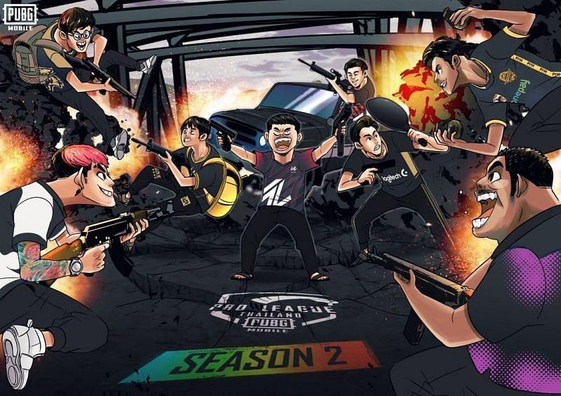 PMPL Season 2 Thailand Grand Finals recap