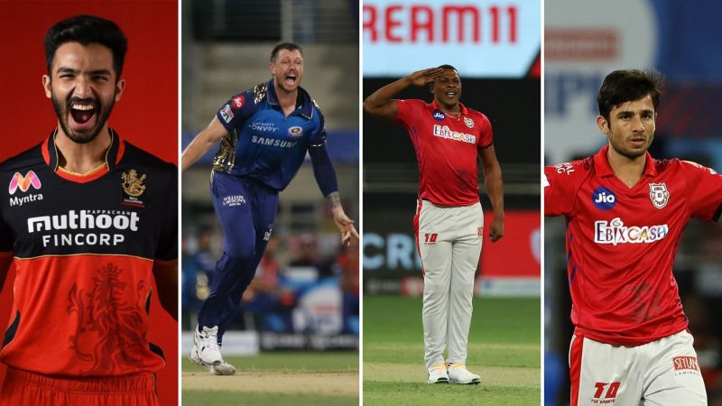 There were impressive IPL debuts in the first week of IPL 2020.