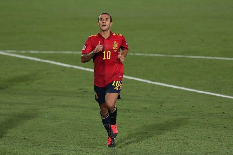 Spain international Thiago Alcantara is set to move to Liverpool