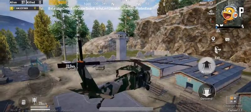 Armed Helicopter (Image Credits: LuckyMan / YouTube)